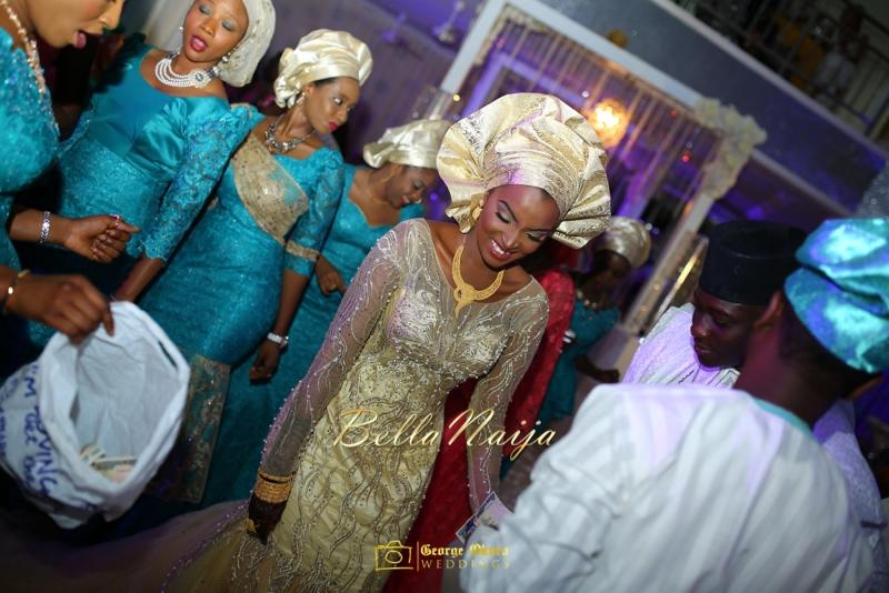 Muneerah & Umar | Kano - Hausa Muslim Nigerian Wedding - George Okoro Photography | BellaNaija |.George Okoro-101