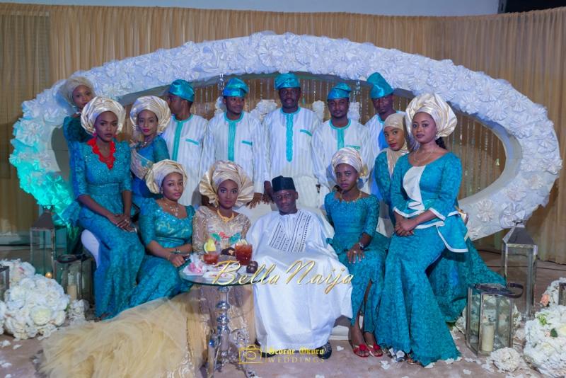 Muneerah & Umar | Kano - Hausa Muslim Nigerian Wedding - George Okoro Photography | BellaNaija |.George Okoro-106