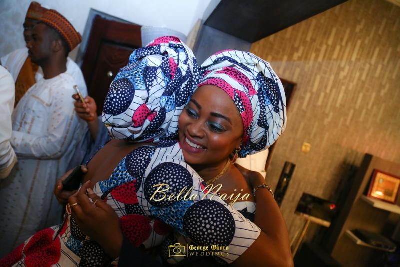 Muneerah & Umar | Kano - Hausa Muslim Nigerian Wedding - George Okoro Photography | BellaNaija |.George Okoro-13