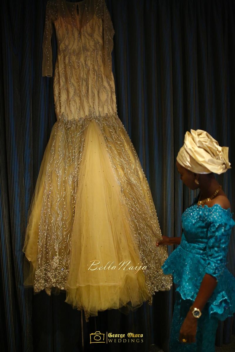 Muneerah & Umar | Kano - Hausa Muslim Nigerian Wedding - George Okoro Photography | BellaNaija |.George Okoro-1