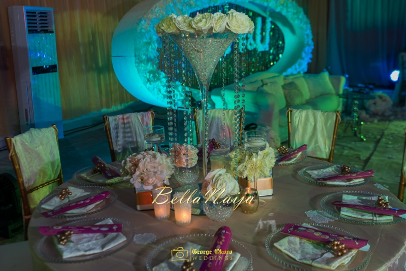 Muneerah & Umar | Kano - Hausa Muslim Nigerian Wedding - George Okoro Photography | BellaNaija |.George Okoro-16