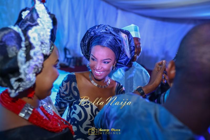 Muneerah & Umar | Kano - Hausa Muslim Nigerian Wedding - George Okoro Photography | BellaNaija |.George Okoro-19