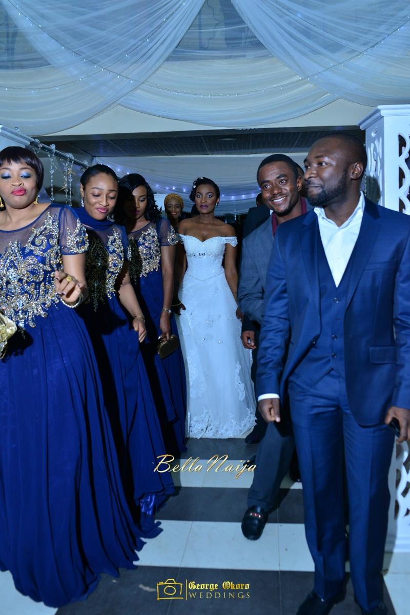 Muneerah & Umar | Kano - Hausa Muslim Nigerian Wedding - George Okoro Photography | BellaNaija |.George Okoro-21