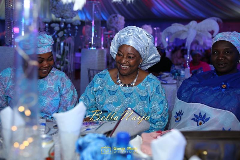 Muneerah & Umar | Kano - Hausa Muslim Nigerian Wedding - George Okoro Photography | BellaNaija |.George Okoro-22