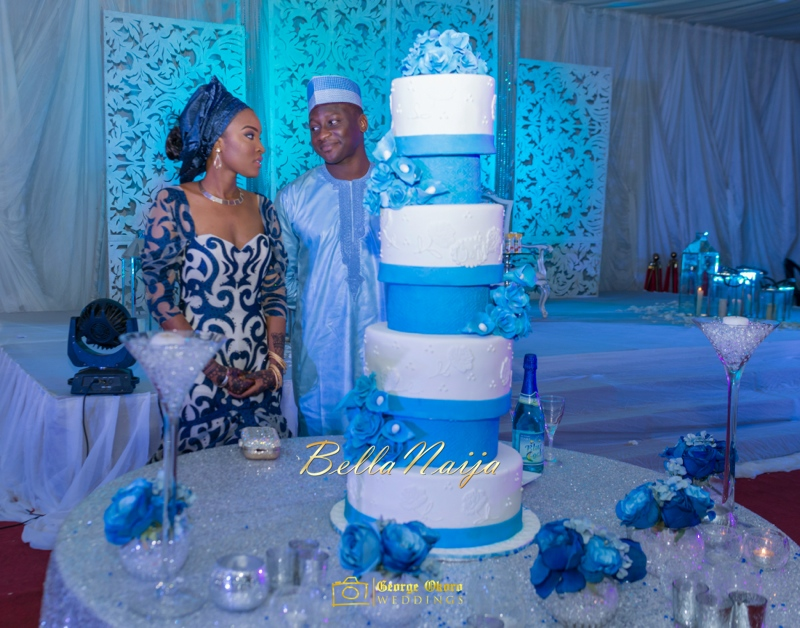 Muneerah & Umar | Kano - Hausa Muslim Nigerian Wedding - George Okoro Photography | BellaNaija |.George Okoro-24