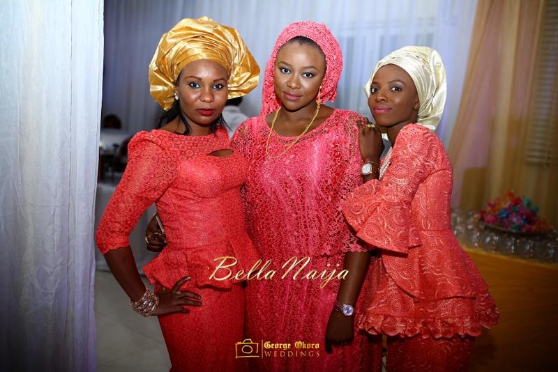 Muneerah & Umar | Kano - Hausa Muslim Nigerian Wedding - George Okoro Photography | BellaNaija |.George Okoro-25
