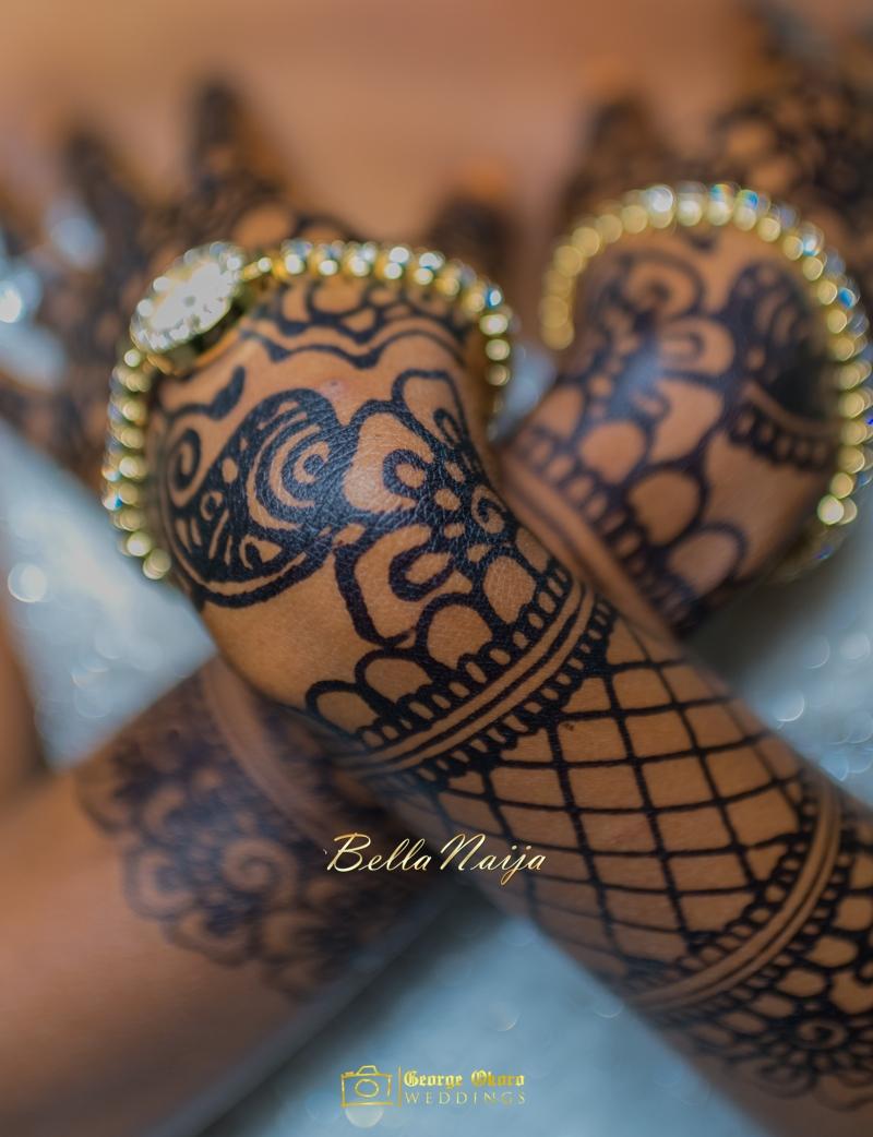 Muneerah & Umar | Kano - Hausa Muslim Nigerian Wedding - George Okoro Photography | BellaNaija |.George Okoro-3
