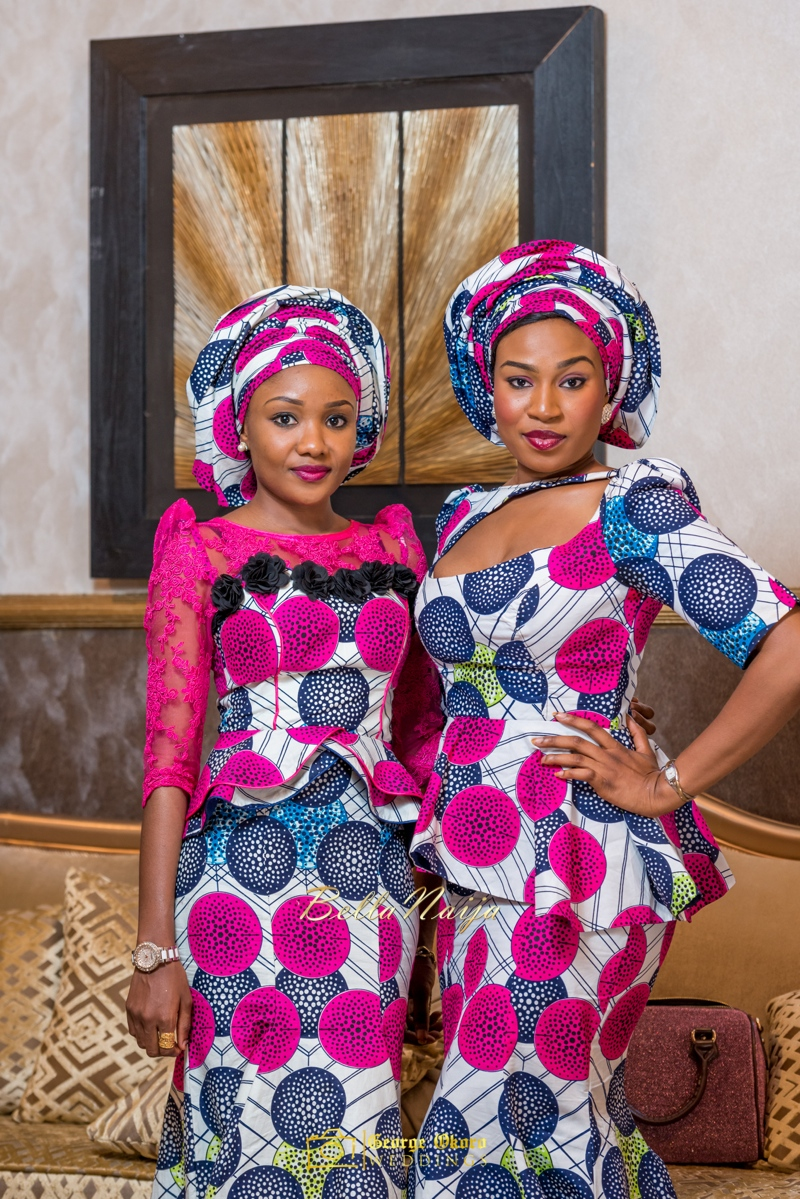 Muneerah Umar Kano Hausa Muslim Nigerian Wedding George Okoro Photography BellaNaija 352 800x1199