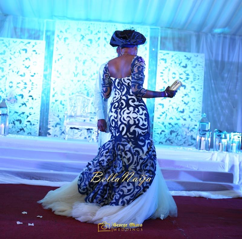 Muneerah & Umar | Kano - Hausa Muslim Nigerian Wedding - George Okoro Photography | BellaNaija |.George Okoro-36