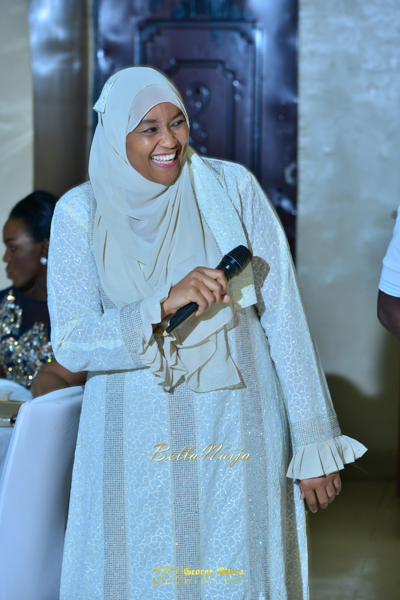 Muneerah & Umar | Kano - Hausa Muslim Nigerian Wedding - George Okoro Photography | BellaNaija |.George Okoro-38