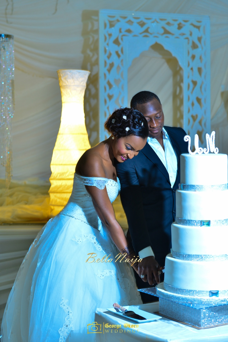 Muneerah & Umar | Kano - Hausa Muslim Nigerian Wedding - George Okoro Photography | BellaNaija |.George Okoro-39
