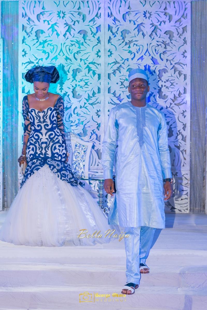 Hausa muslim nigerian wedding george okoro photography bellanaija