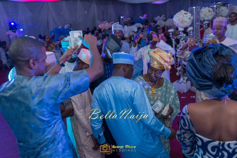 Muneerah & Umar | Kano - Hausa Muslim Nigerian Wedding - George Okoro Photography | BellaNaija |.George Okoro-42