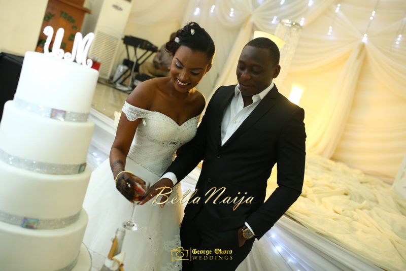 Muneerah & Umar | Kano - Hausa Muslim Nigerian Wedding - George Okoro Photography | BellaNaija |.George Okoro-44
