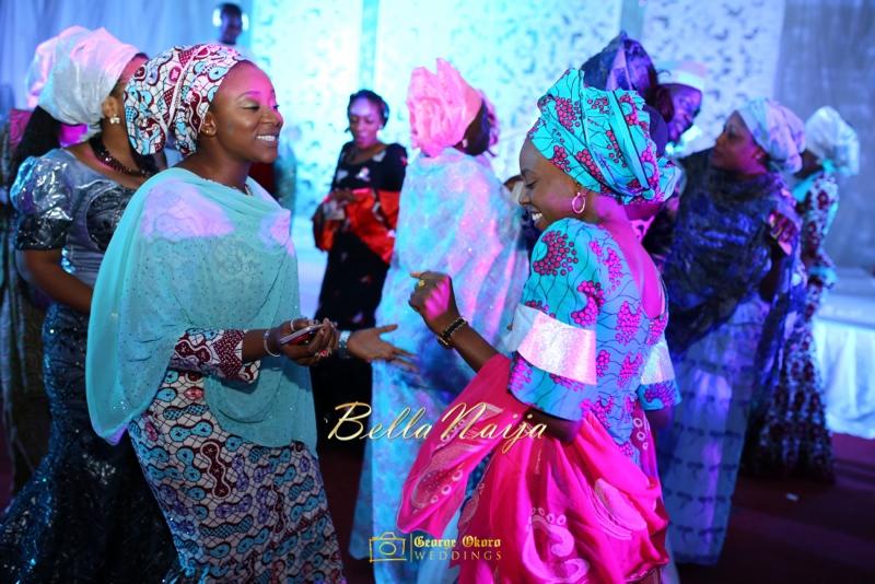 Muneerah & Umar | Kano - Hausa Muslim Nigerian Wedding - George Okoro Photography | BellaNaija |.George Okoro-49