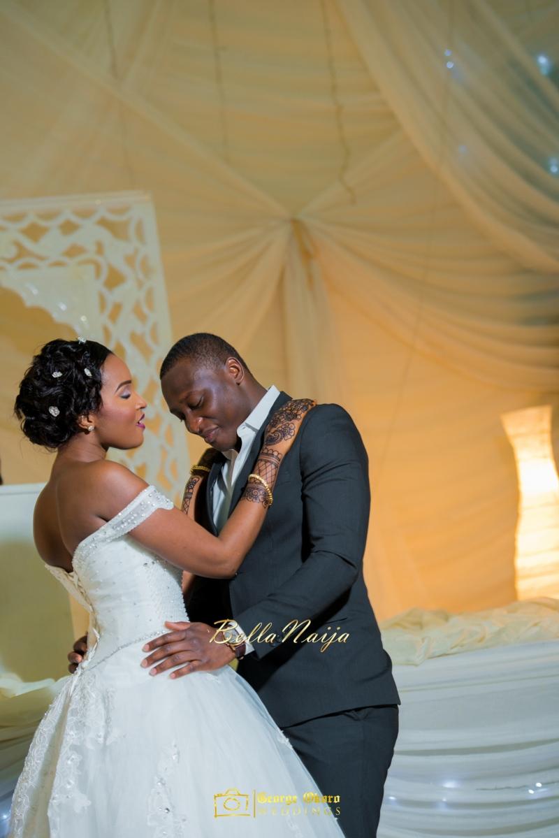 Muneerah & Umar | Kano - Hausa Muslim Nigerian Wedding - George Okoro Photography | BellaNaija |.George Okoro-54
