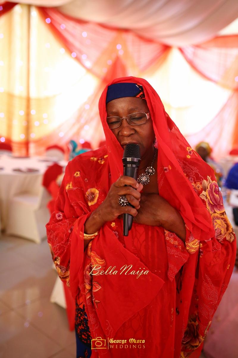 Muneerah & Umar | Kano - Hausa Muslim Nigerian Wedding - George Okoro Photography | BellaNaija |.George Okoro-55