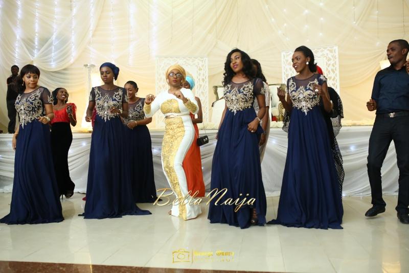 Muneerah & Umar | Kano - Hausa Muslim Nigerian Wedding - George Okoro Photography | BellaNaija |.George Okoro-76
