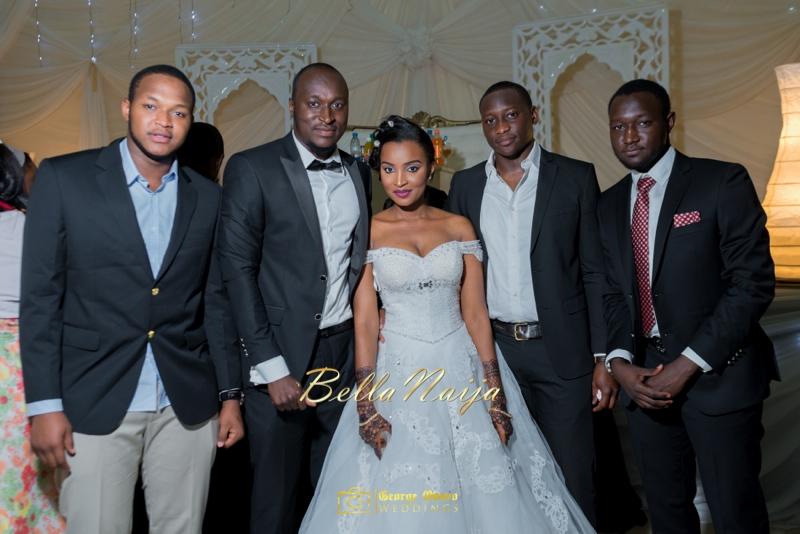 Muneerah & Umar | Kano - Hausa Muslim Nigerian Wedding - George Okoro Photography | BellaNaija |.George Okoro-82