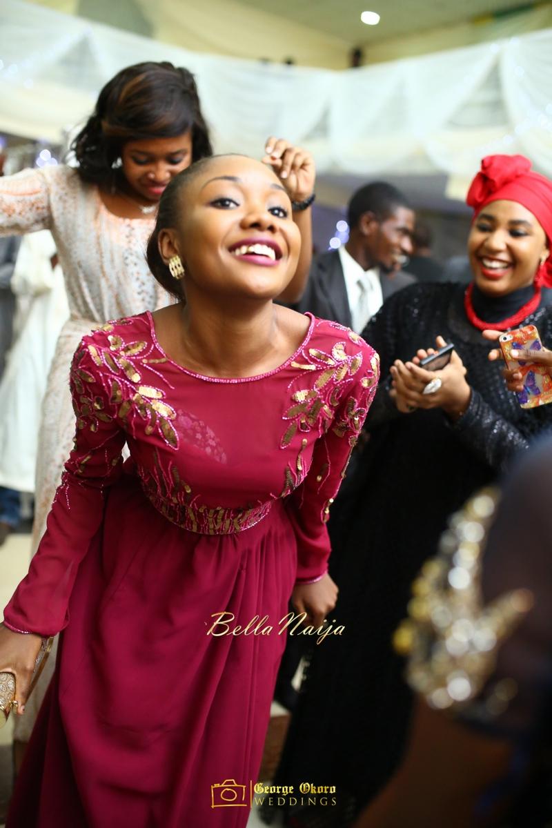 Muneerah & Umar | Kano - Hausa Muslim Nigerian Wedding - George Okoro Photography | BellaNaija |.George Okoro-87