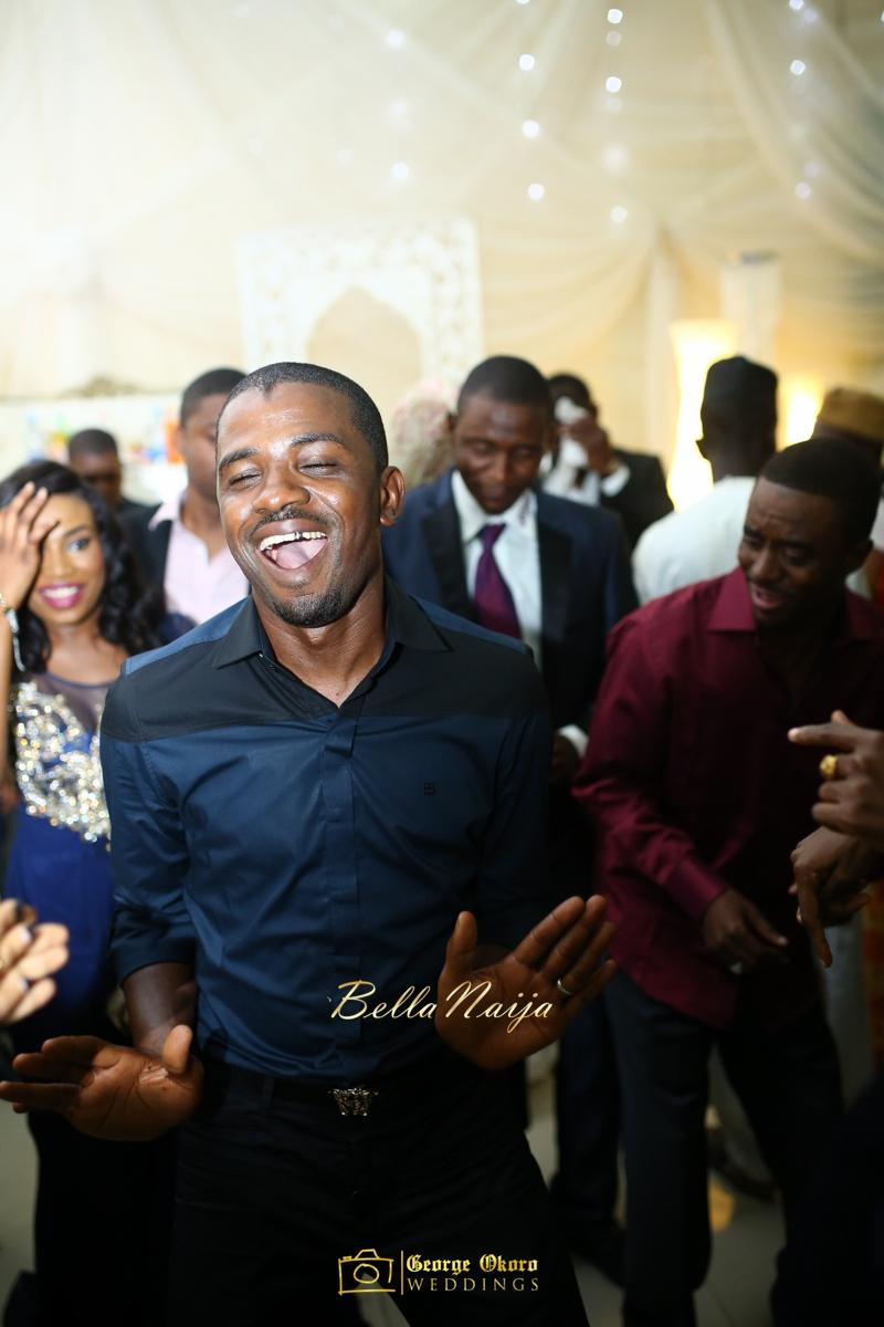 Muneerah & Umar | Kano - Hausa Muslim Nigerian Wedding - George Okoro Photography | BellaNaija |.George Okoro-93