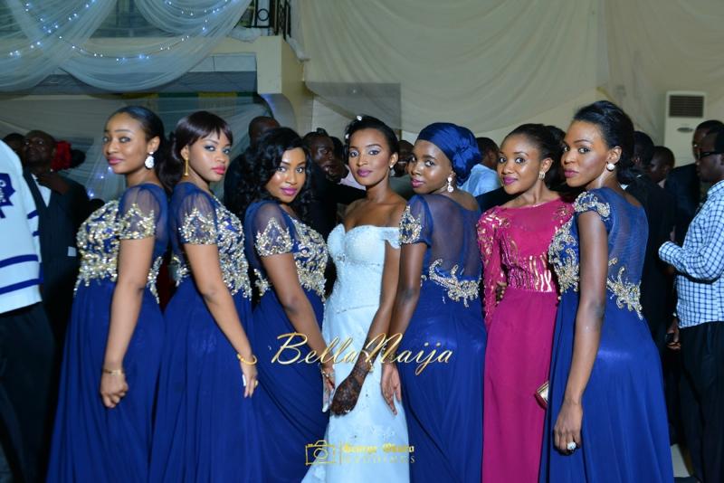 Muneerah & Umar | Kano - Hausa Muslim Nigerian Wedding - George Okoro Photography | BellaNaija |.George Okoro-97