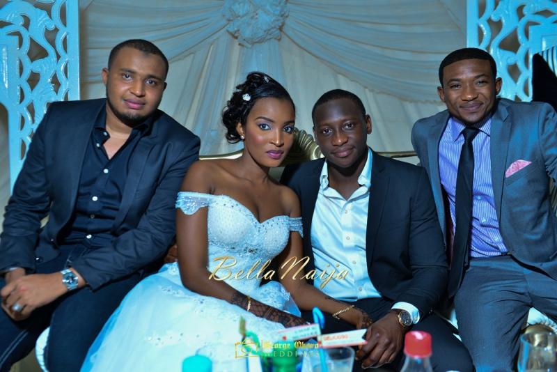 Muneerah & Umar | Kano - Hausa Muslim Nigerian Wedding - George Okoro Photography | BellaNaija |.George Okoro-99