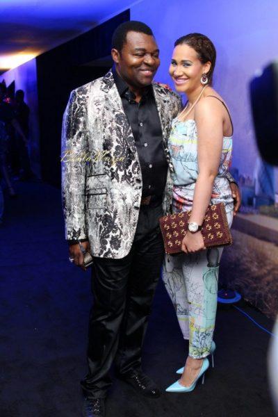 Musa & Caroline Danjuma