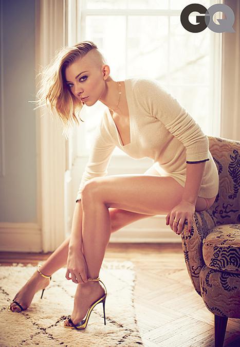 Natalie Dormer for GQ's 2014 Hottest Women in Culture List - BellaNaija - December 2014