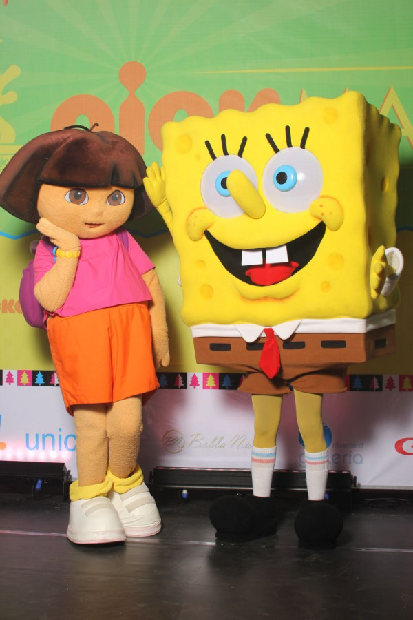 Nickelodeon NickMas Event Lagos - Bellanaija - December2014004