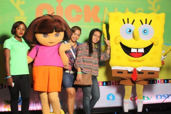 Nickelodeon NickMas Event Lagos - Bellanaija - December2014005