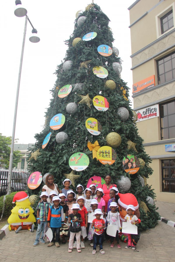 Nickelodeon NickMas Event Lagos - Bellanaija - December2014008