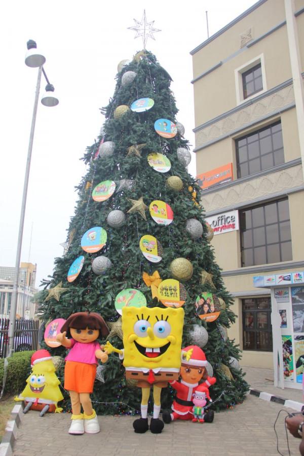 Nickelodeon NickMas Event Lagos - Bellanaija - December2014013
