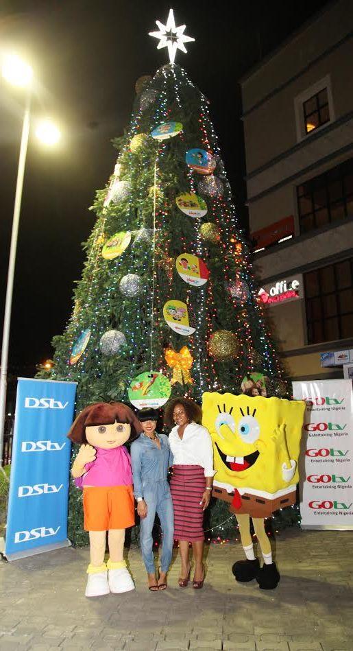 Nickelodeon's NickMas Event - BellaNaija - December 2014