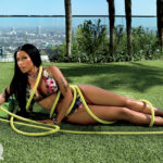 Nicki Minaj for GQ's 2014 Hottest Women in Culture List - BellaNaija - December 2014