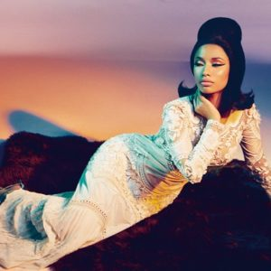 Nicki Minaj for Roberto Cavali SS2015 Campaign - BellaNaija - December 2014