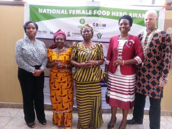 Oxfam's Female Food Heroes Award 2014 - Bellanaija - November2014007