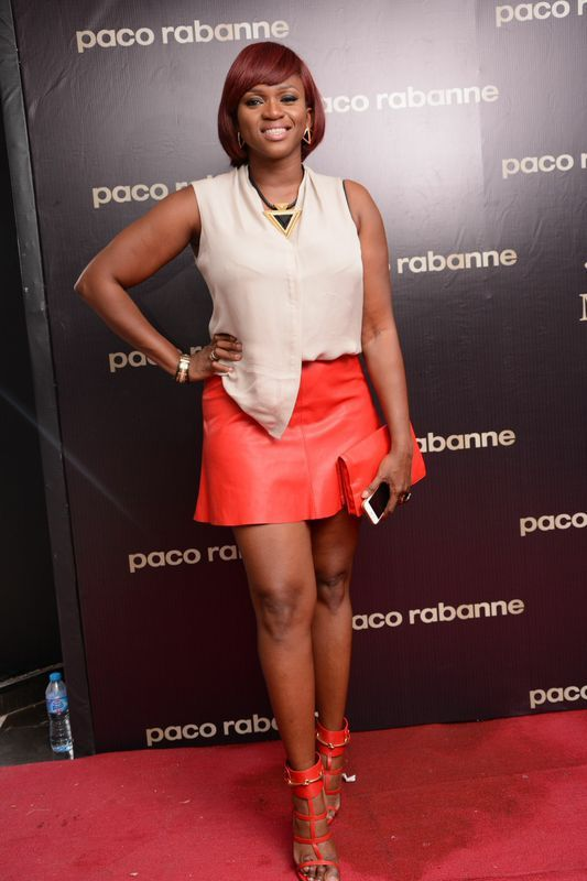 Paco Rabanne Million Party  - Bellanaija - December2014002