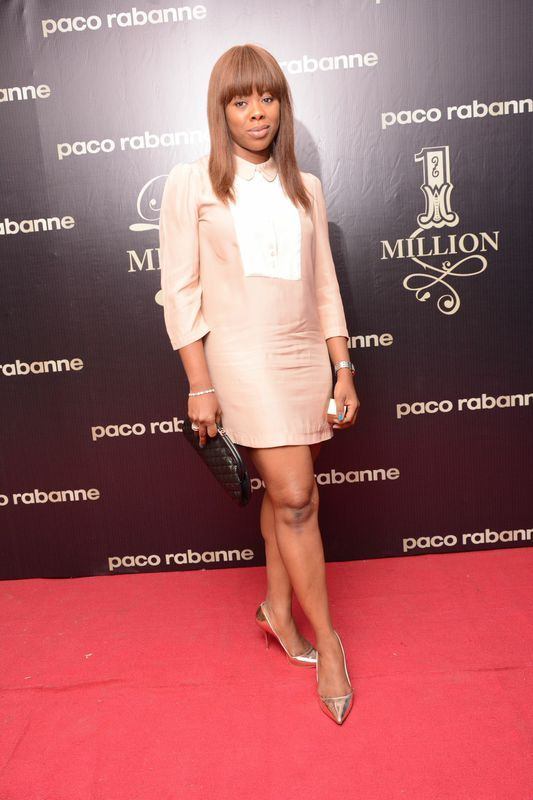 Paco Rabanne Million Party  - Bellanaija - December2014004