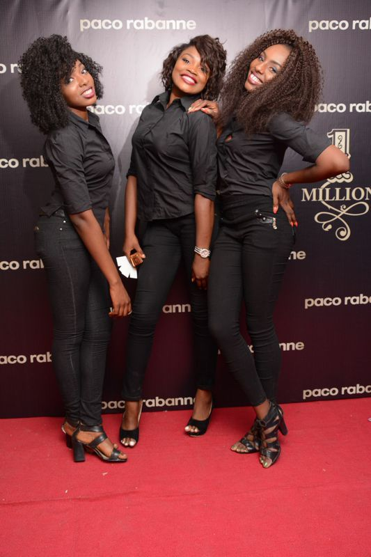 Paco Rabanne Million Party  - Bellanaija - December2014009