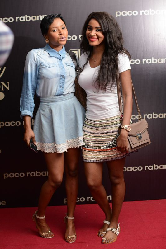 Paco Rabanne Million Party - Bellanaija - December2014014