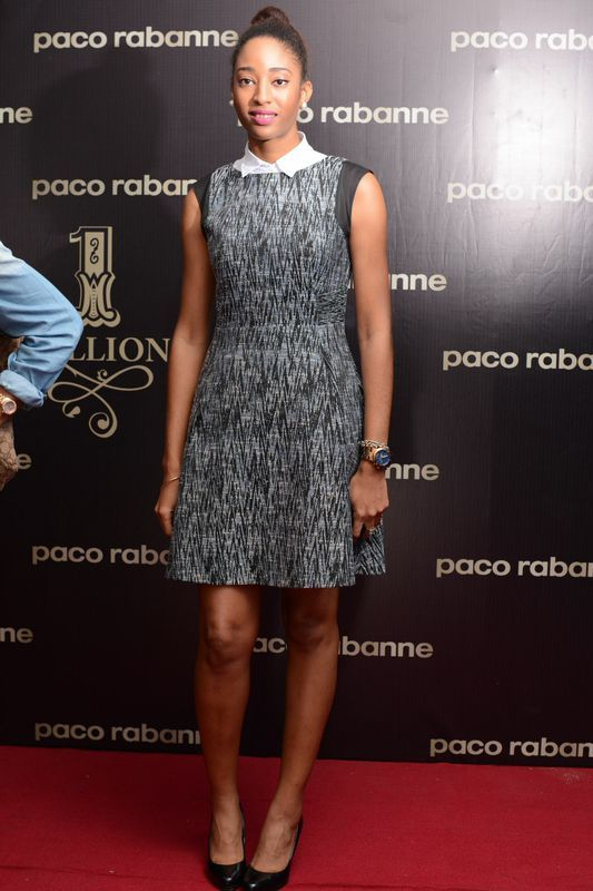 Paco Rabanne Million Party  - Bellanaija - December2014015
