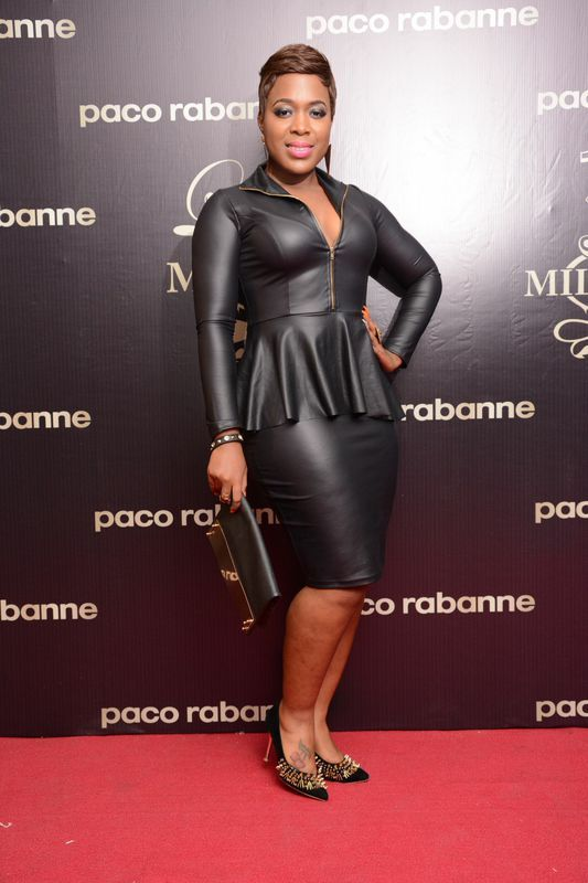 Paco Rabanne Million Party  - Bellanaija - December2014016