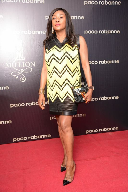 Paco Rabanne Million Party  - Bellanaija - December2014018