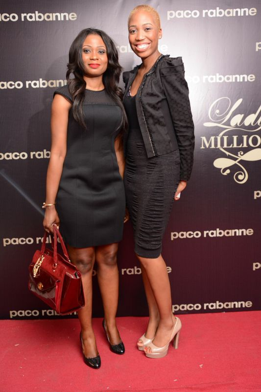 Paco Rabanne Million Party  - Bellanaija - December2014019