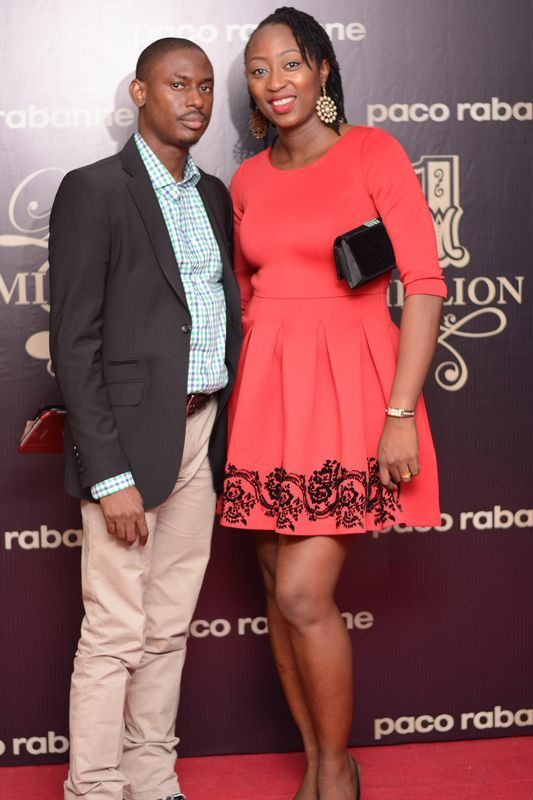 Paco Rabanne Million Party  - Bellanaija - December2014024