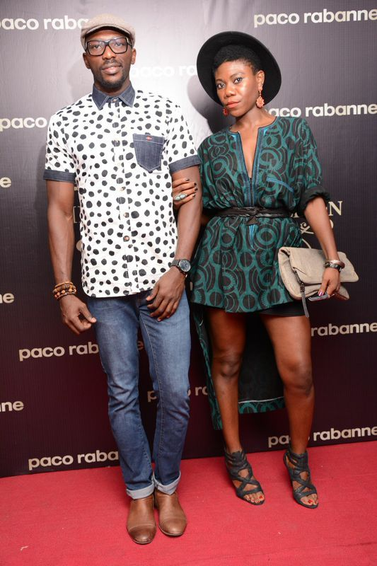 Paco Rabanne Million Party  - Bellanaija - December2014025