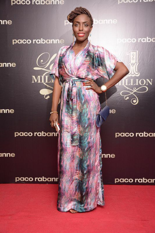 Paco Rabanne Million Party  - Bellanaija - December2014026
