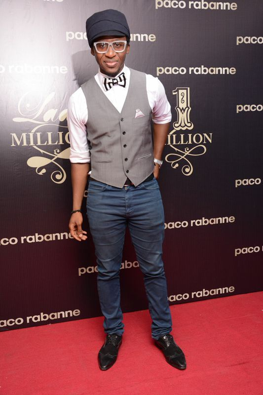 Paco Rabanne Million Party  - Bellanaija - December2014029