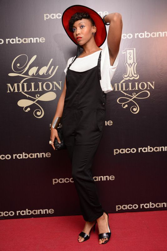 Paco Rabanne Million Party  - Bellanaija - December2014032